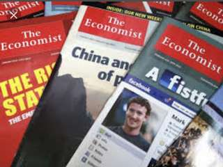 The Econonist - Weekly issues available!