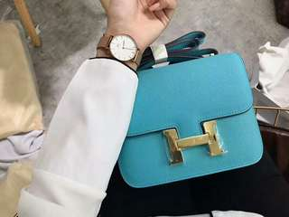 Hermes bag 19cm