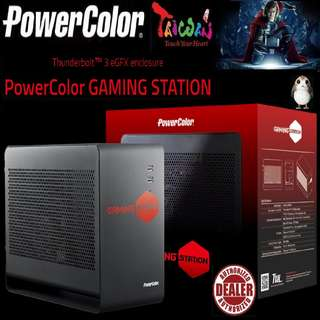 "PowerColor Gaming Station.. ""Convert Your OLD Laptop into Ultimate Gaming Beast..."" (GTX 1080 ti not included)"