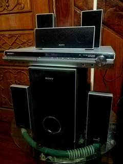 Sony DAV HDZ235 Home Theater System 5.1 set