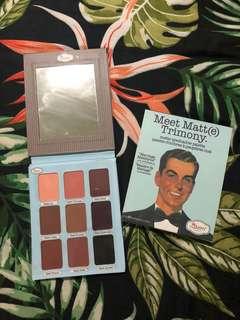Meet matte palette