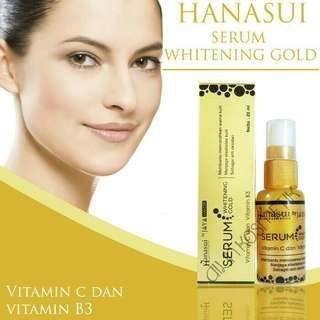 SERUM GOLD HANASUI BPOM