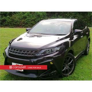 Toyota Harrier 2.0 Auto Premium Panoramic