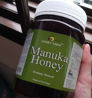 Sealed Honey Farm Prenium Manuka Honey 1 kg - Exp June 2021