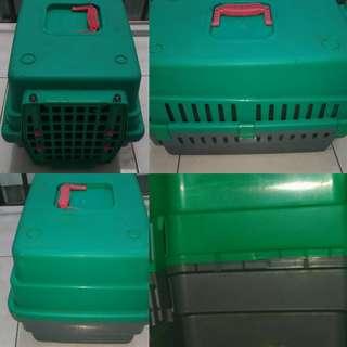 Pet Cargo medium kucing / anjing kecil /kelinci