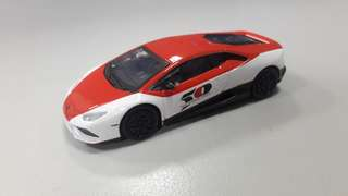 May Cheong Group 50th Anniversary Toy Fair 2017 Lamborghini Huracán 1:43 Diecast Car