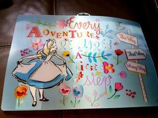 Disney table mat