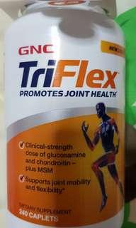Wts GNC triflex ..promotes joint health
