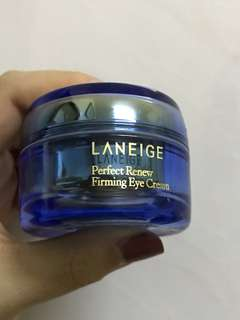 Laneige perfect renew firming eye cream #MidMay75
