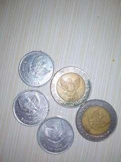 Uang Thn 96 97 99