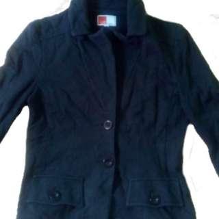 U2 G2000 Coat Blazer Jacket Women Fashion Color Black