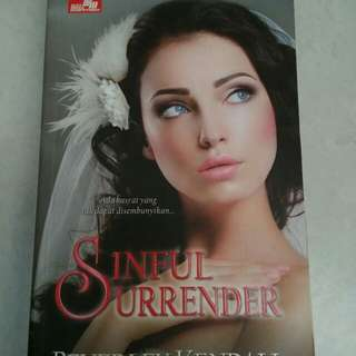 Buku novel Sinful Surrender/ Beverley Kendall