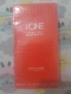 Parfum the one oriflame baru