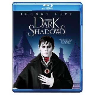 Jonny Deep Dark Shadows Blu-ray