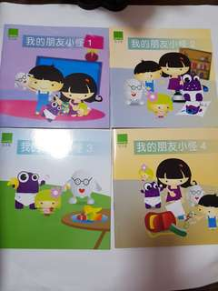 Basic chinese learning for 5 to 6 yrs