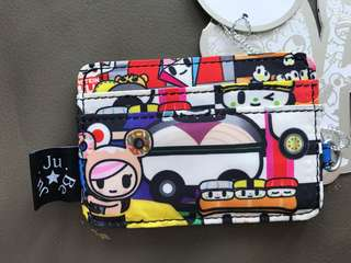Jujube Tokidoki sushi cars be charged