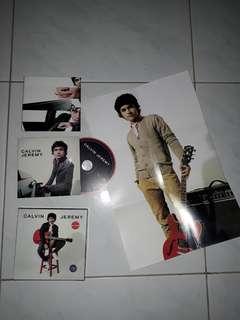 Calvin Jeremy CD