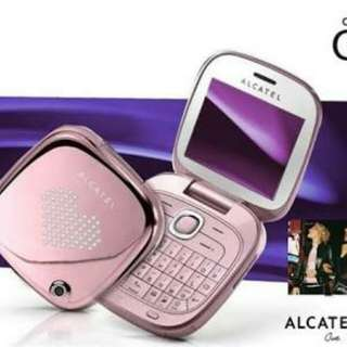 Alcatel One Touch Glam 810D