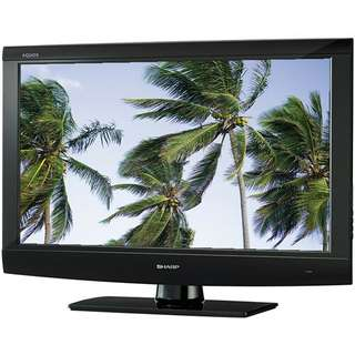 """Sharp LC-32A37M 32"""" Multi-System LCD TV"""