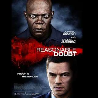 [Rent-A-Movie] REASONABLE DOUBT (2014)