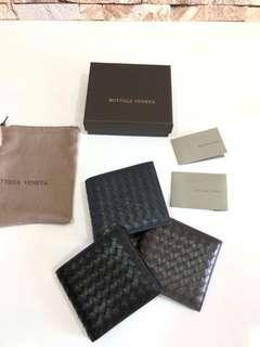 Bottega Wallet,  w11xh9.5cm, Mirror Quality,