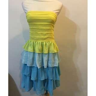 VK陽光蛋糕裙