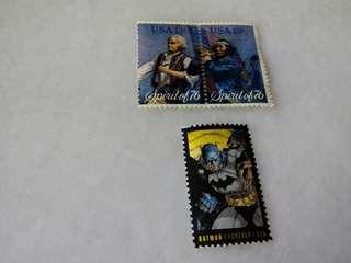 USA Stamps 3V