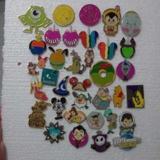 Disney pin,想換Stella Lou / Duffy / Shellie May / Gelatoni