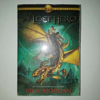 The Lost Hero • Rick Riordan