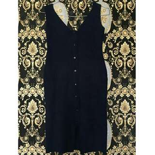 Dress press body (navy)