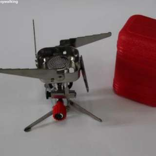 Compact Ultralight Camping Stove