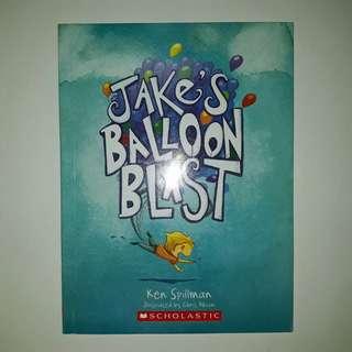 Jake's Balloon Blast • Ken Spillman