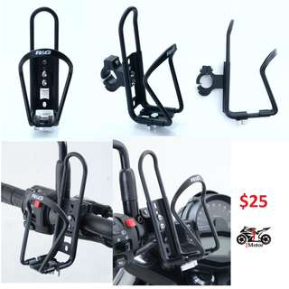 R&G Adjustable Motorcycle Bottle Cage