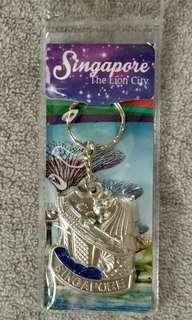 Singapore Keychain