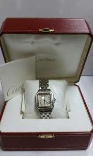Cartier Panthere Jumbo 1300 Watch Quartz