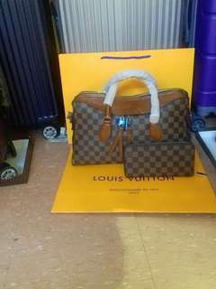 LV Bag bundle with Wallet