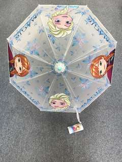 Frozen 雨傘