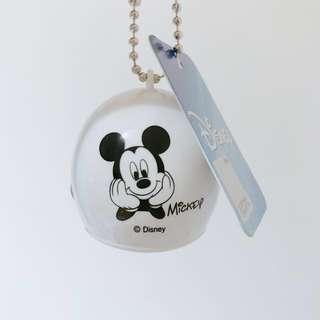 🚚 迪士尼 米奇安全帽吊飾 #購買一件可贈