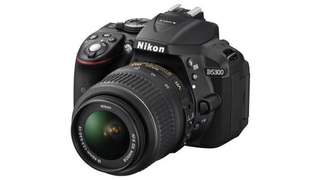 Nikon D5300 DSLR Camera with 18-55mm