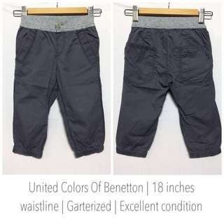 Authentic UCB Jogger Pants