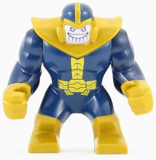 Non lego thanos from avengers