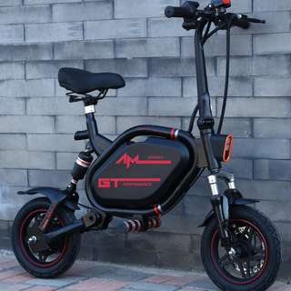 AM-GT 12 Inch Escooter Electric Scooter