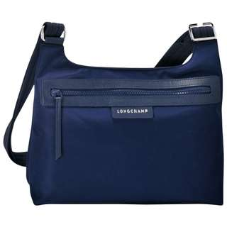 Longchamp 1104 la plaige neo crossbody sling bag navy blue