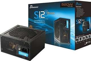 SeaSonic - 80+ Bronze Certified Power Supply
