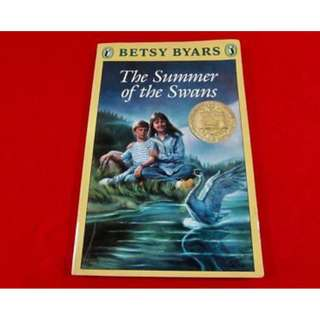 Summer of the Swans by Betsy Bears