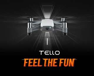 New drone For Dji Tello