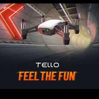 New drone For Dji Tello