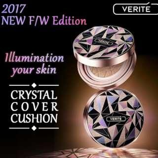 BNIB Verite Crystal Cover Cushion