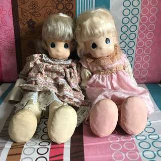 [VINTAGE] Precious Moments Taffy Doll