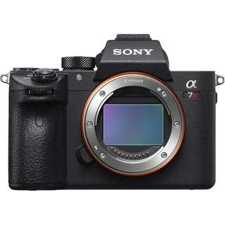 Brand New Sony A7RIII Mirrorless Camera Body Only (Sony Malaysia) RAMADAN SALE